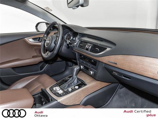2017 Audi A7 3.0T Technik (Stk: PA457HT) in Ottawa - Image 17 of 22