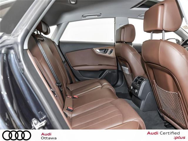2017 Audi A7 3.0T Technik (Stk: PA457HT) in Ottawa - Image 18 of 22