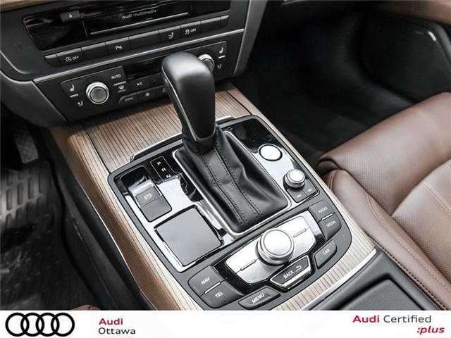 2017 Audi A7 3.0T Technik (Stk: PA457HT) in Ottawa - Image 19 of 22