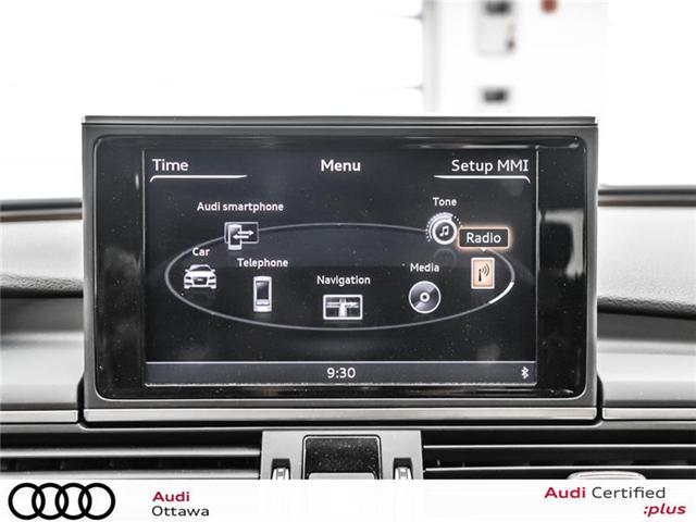 2017 Audi A7 3.0T Technik (Stk: PA457HT) in Ottawa - Image 21 of 22
