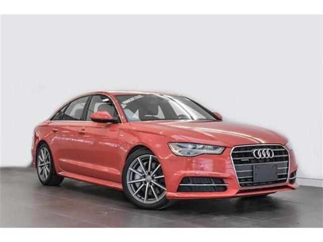 2018 Audi A6 3.0T Progressiv (Stk: 51332) in Ottawa - Image 1 of 22