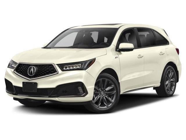 2019 Acura MDX A-Spec (Stk: AT301) in Pickering - Image 1 of 9