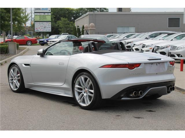 2017 Jaguar F-TYPE R (Stk: 16430) in Toronto - Image 7 of 28