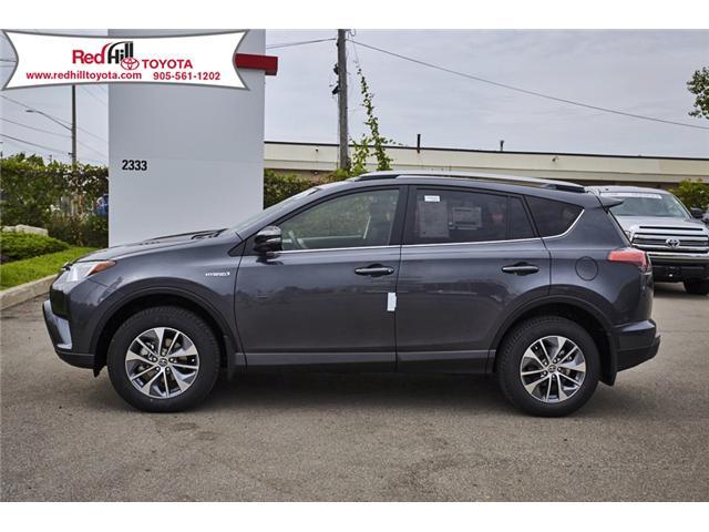 2018 Toyota RAV4 Hybrid LE+ (Stk: 181231) in Hamilton - Image 2 of 16