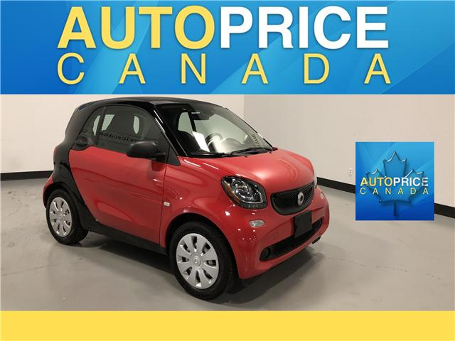 2016 Smart Fortwo Pure (Stk: H9977) in Mississauga - Image 1 of 18