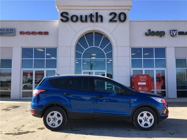 2017 Ford Escape S (Stk: U32249) in Humboldt - Image 2 of 21