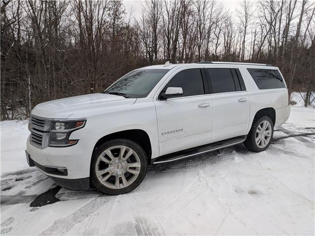 2018 Chevrolet Suburban Premier (Stk: R6874) in Ottawa - Image 1 of 1