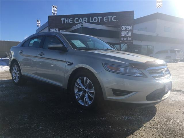 2011 Ford Taurus SEL (Stk: 18617) in Sudbury - Image 1 of 14