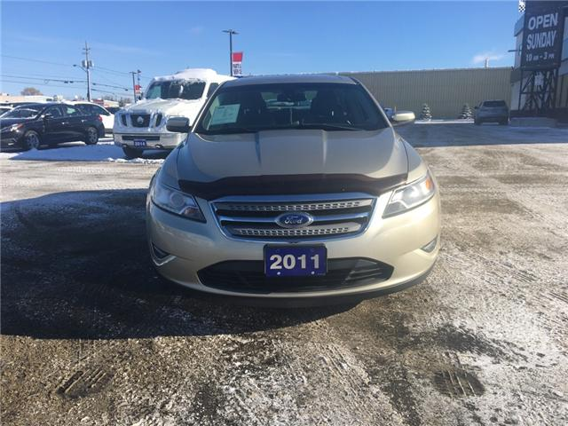 2011 Ford Taurus SEL (Stk: 18617) in Sudbury - Image 2 of 14