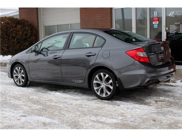 2012 Honda Civic Si (Stk: 201085) in Saskatoon - Image 2 of 20