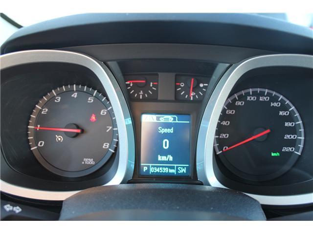 2016 Chevrolet Equinox LTZ (Stk: 170355) in Medicine Hat - Image 17 of 19
