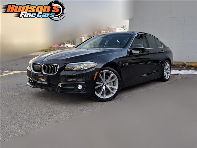 2014 BMW 535d xDrive (Stk: 33796) in Toronto - Image 1 of 25