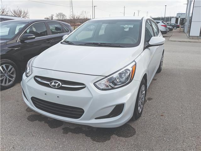 2017 Hyundai Accent GL (Stk: 70392) in Goderich - Image 1 of 12