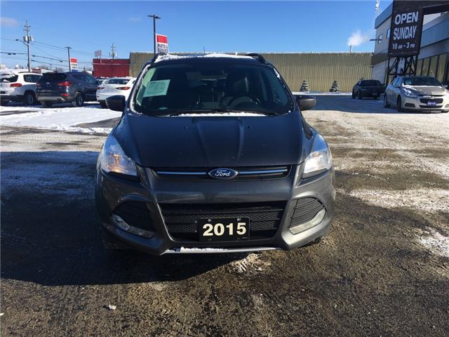 2015 Ford Escape SE (Stk: 18638) in Sudbury - Image 2 of 15