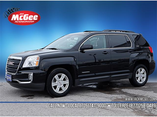 2016 GMC Terrain SLE-2 (Stk: 19143A) in Peterborough - Image 1 of 20
