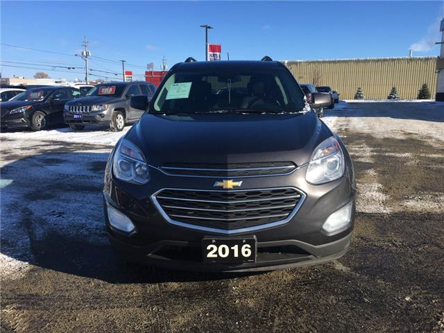 2016 Chevrolet Equinox 1LT (Stk: 18611) in Sudbury - Image 2 of 14
