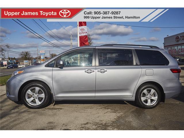2017 Toyota Sienna LE 8 Passenger (Stk: 75421) in Hamilton - Image 2 of 30