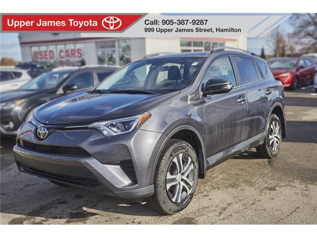 2017 Toyota RAV4  (Stk: 75610) in Hamilton - Image 1 of 17