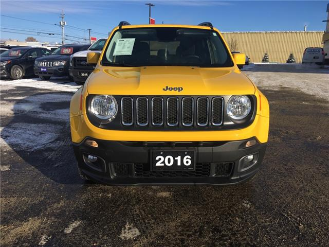 2016 Jeep Renegade North (Stk: 18647) in Sudbury - Image 2 of 15