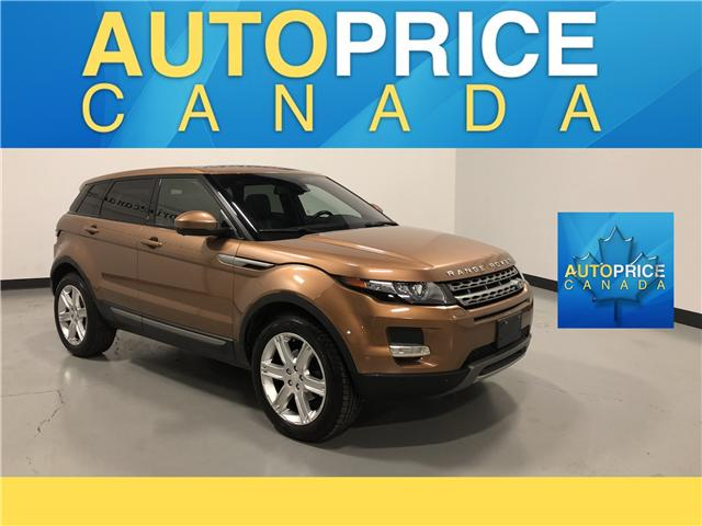 2014 Land Rover Range Rover Evoque Pure Plus (Stk: W9981) in Mississauga - Image 1 of 28