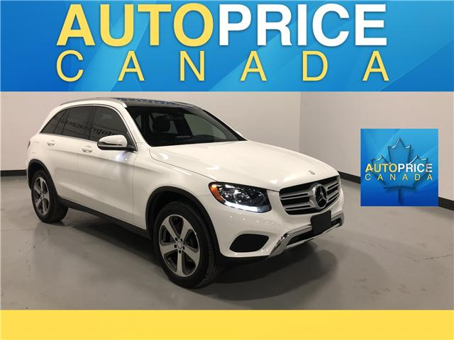 2017 Mercedes-Benz GLC 300 Base (Stk: H9976) in Mississauga - Image 1 of 27