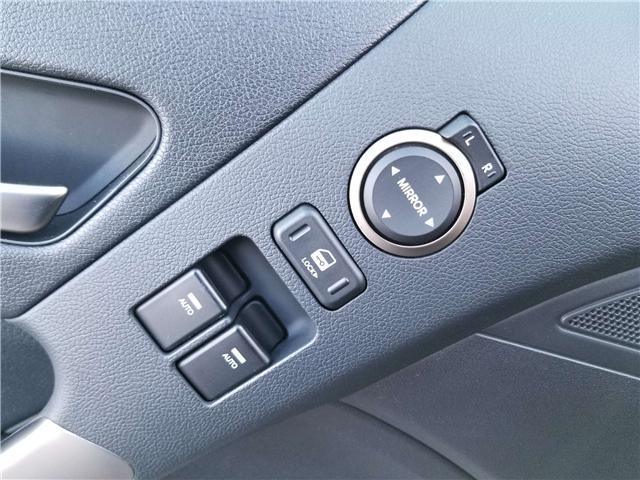 2016 Hyundai Genesis Coupe 3.8 Premium (Stk: 18-295) in Oshawa - Image 18 of 18