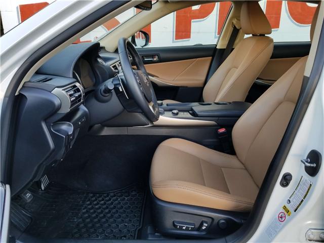 2015 Lexus IS 250 Luxury (Stk: 18-323) in Oshawa - Image 8 of 17