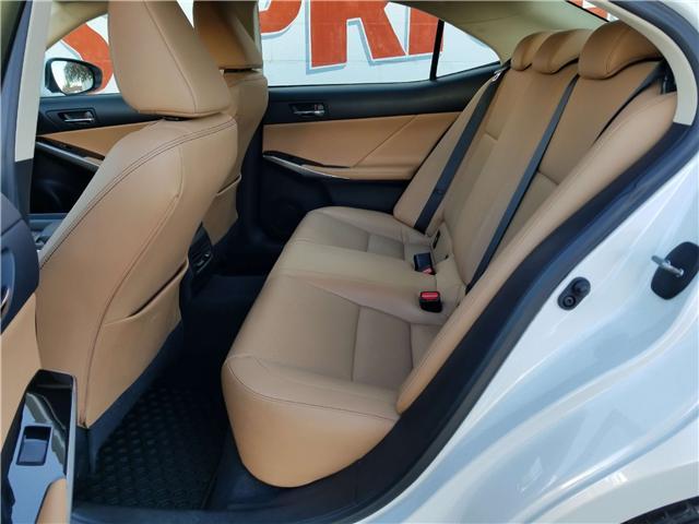 2015 Lexus IS 250 Luxury (Stk: 18-323) in Oshawa - Image 9 of 17