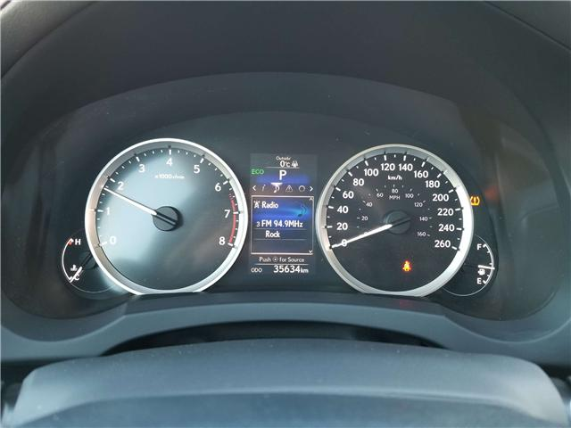 2015 Lexus IS 250 Luxury (Stk: 18-323) in Oshawa - Image 13 of 17