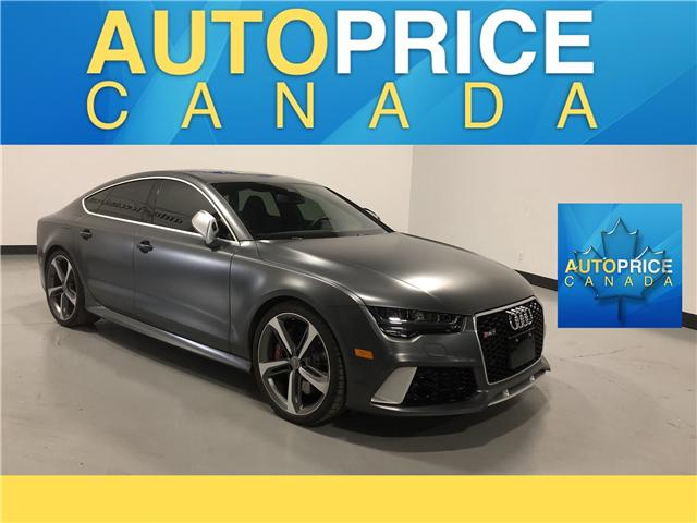 2016 Audi RS 7 4.0T performance (Stk: D9983C) in Mississauga - Image 1 of 30