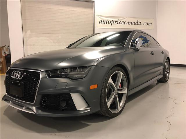 2016 Audi RS 7 4.0T performance (Stk: D9983C) in Mississauga - Image 3 of 30