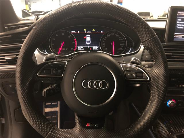 2016 Audi RS 7 4.0T performance (Stk: D9983C) in Mississauga - Image 10 of 30