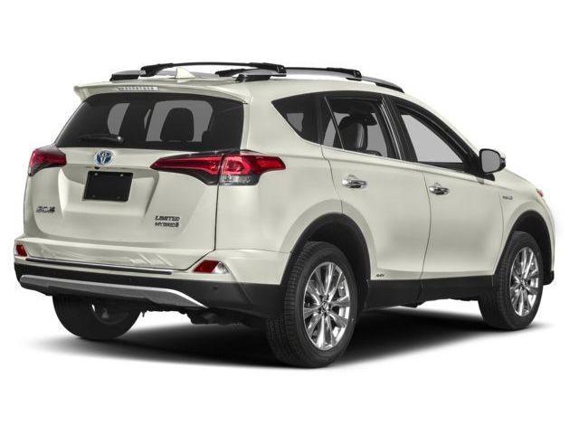 2018 Toyota RAV4 Hybrid Limited (Stk: 78336) in Toronto - Image 3 of 9