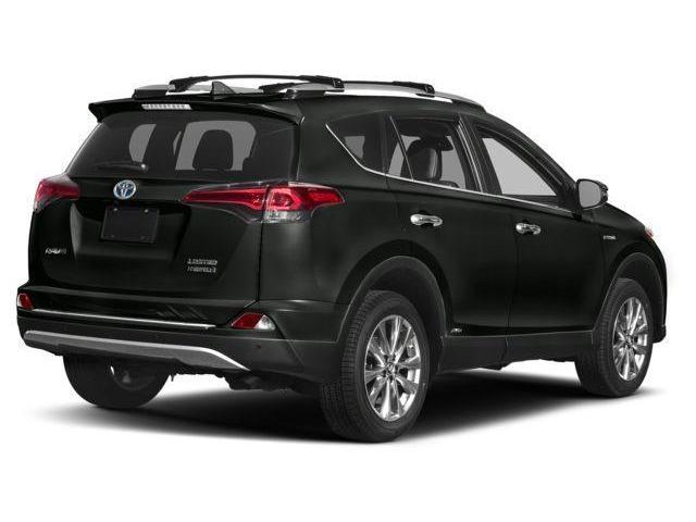 2018 Toyota RAV4 Hybrid Limited (Stk: 78337) in Toronto - Image 3 of 9