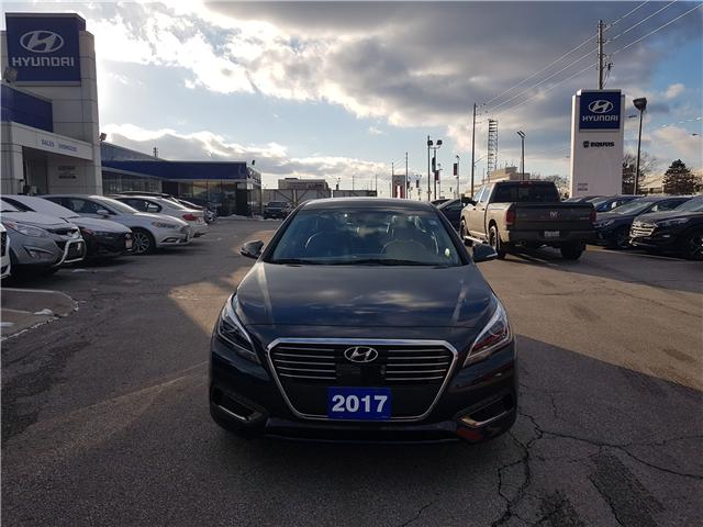 2017 Hyundai Sonata Plug-In Hybrid Ultimate (Stk: 28133A) in Scarborough - Image 2 of 12
