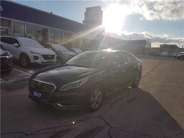2017 Hyundai Sonata Plug-In Hybrid Ultimate (Stk: 28133A) in Scarborough - Image 3 of 12