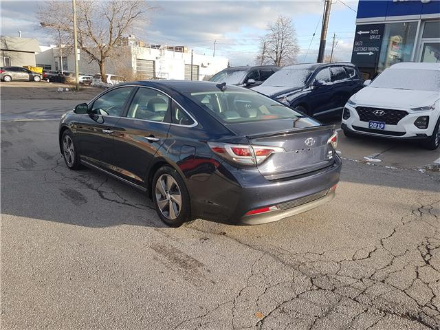 2017 Hyundai Sonata Plug-In Hybrid Ultimate (Stk: 28133A) in Scarborough - Image 4 of 12