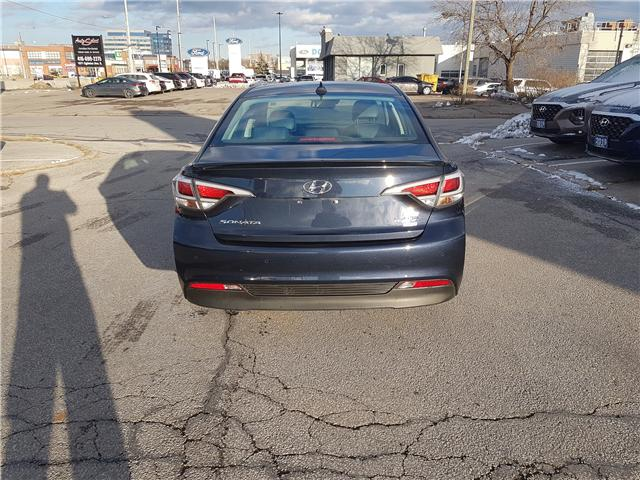 2017 Hyundai Sonata Plug-In Hybrid Ultimate (Stk: 28133A) in Scarborough - Image 5 of 12