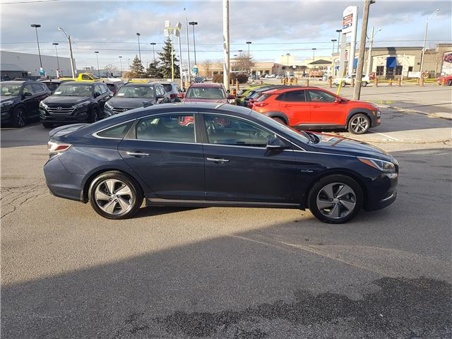 2017 Hyundai Sonata Plug-In Hybrid Ultimate (Stk: 28133A) in Scarborough - Image 7 of 12