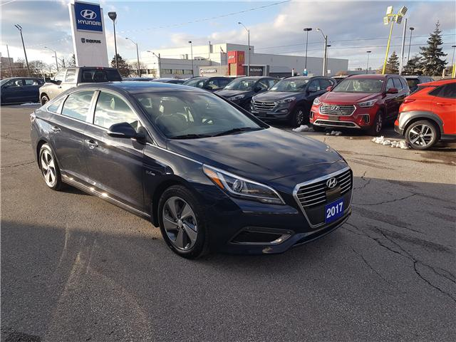 2017 Hyundai Sonata Plug-In Hybrid Ultimate (Stk: 28133A) in Scarborough - Image 8 of 12