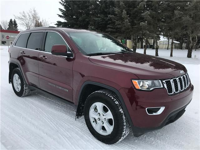 2017 Jeep Grand Cherokee Laredo (Stk: T17-222A) in Nipawin - Image 1 of 20