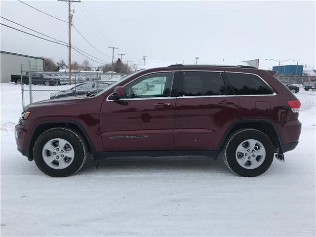 2017 Jeep Grand Cherokee Laredo (Stk: T17-222A) in Nipawin - Image 4 of 20