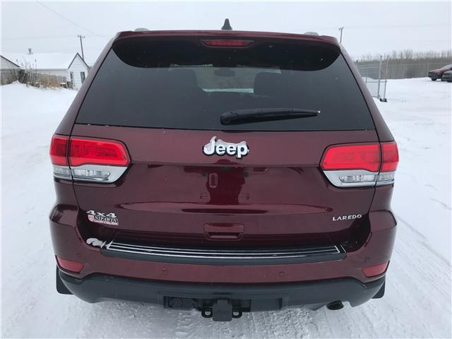 2017 Jeep Grand Cherokee Laredo (Stk: T17-222A) in Nipawin - Image 16 of 20
