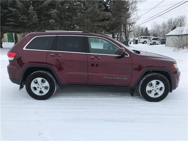 2017 Jeep Grand Cherokee Laredo (Stk: T17-222A) in Nipawin - Image 19 of 20