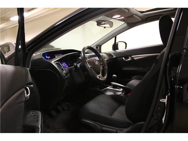 2015 Honda Civic EX (Stk: A18526A) in Toronto - Image 9 of 27