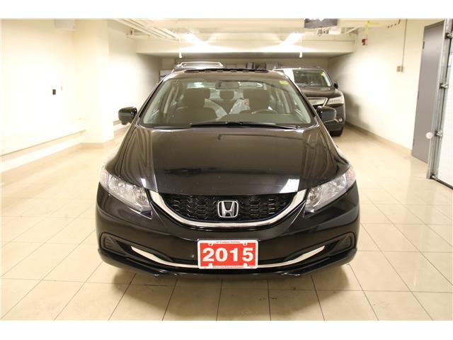 2015 Honda Civic EX (Stk: A18526A) in Toronto - Image 8 of 27