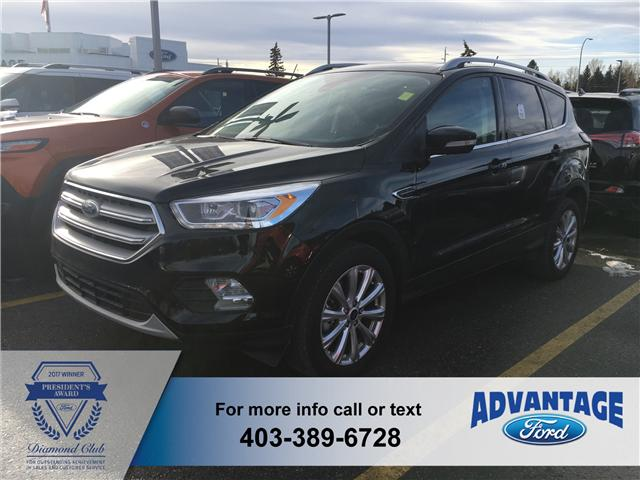 2018 Ford Escape Titanium (Stk: 5346) in Calgary - Image 1 of 17