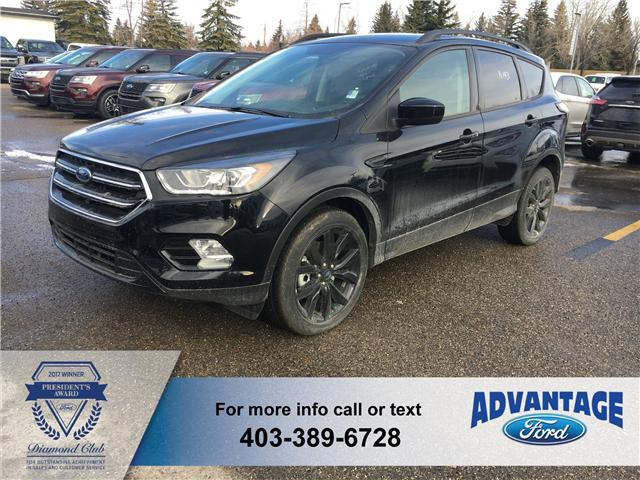 2018 Ford Escape SE (Stk: J-1356) in Calgary - Image 1 of 5