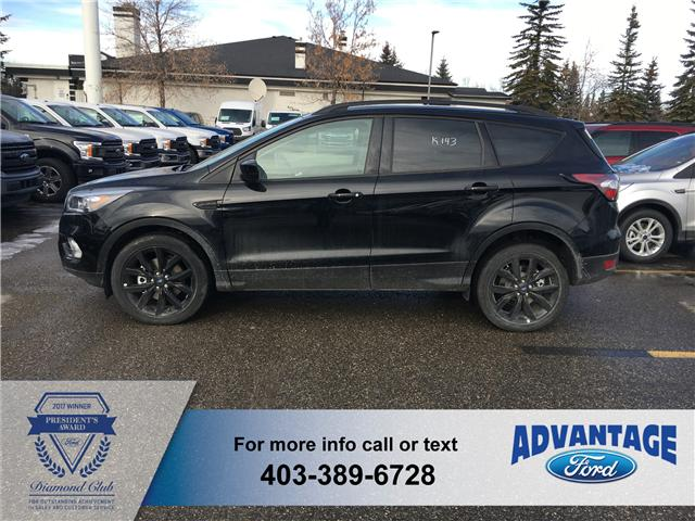 2018 Ford Escape SE (Stk: J-1356) in Calgary - Image 2 of 5