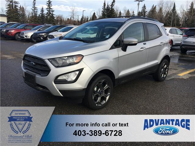 2018 Ford EcoSport SES (Stk: J-1416) in Calgary - Image 1 of 5